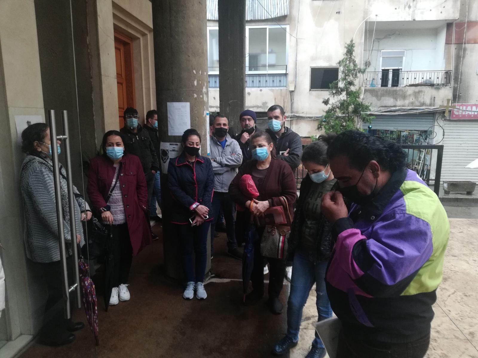 Adopt A Refugee Family Covid 19 Response